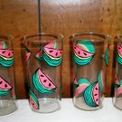 Funtime  Plastic Watermelon  Tumblers
