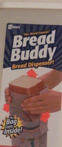Buddeez Bread Buddy Bread Dispencer Slim - 13x4x4