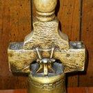 Vintage Patriotic Liberty Bell Ceramic Americana Lamp