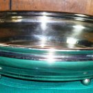 Vintage English Silver Mfg Corp Silverplate Footed Serving Bowl