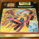 "Star Wars-  Episode1 Force Facts ""Podrace Challenge"" Puzzle"