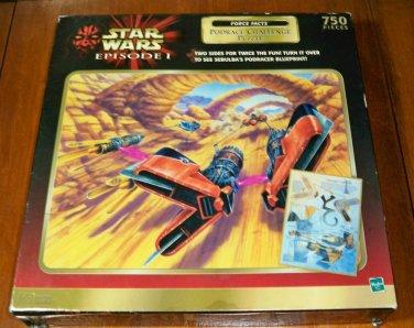 Star Wars-  Episode1 Force Facts �Podrace Challenge� Puzzle