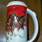 Budweiser 25th Anniversary 2004 Holiday Stein - CS608