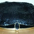 Black Aluminum Bead Purse