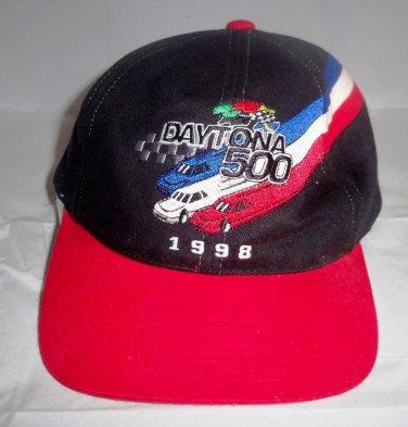 Vintage 1998 Daytona 500 -  No Fear - Snap Back Ball Cap