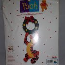 Disney Tigger Craft Kit Christmas Door Knob Hanger Bucilla New In Bag