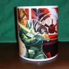 Star Wars Luke Skywalker / Darth Vader RTOJ Coffee/ Hot Coco Mug by Galerie