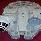 2001 Hasbro Star Wars Playskool Galactic Heroes Millennium Falcon