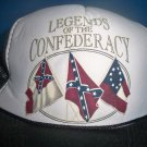 Legends of the Confederacy Flags Mesh Snap Back