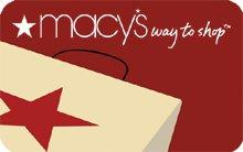 Macy's - $50