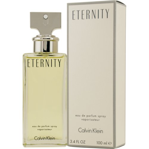 by Calvin Klein EAU DE PARFUM SPRAY 3.4 OZ
