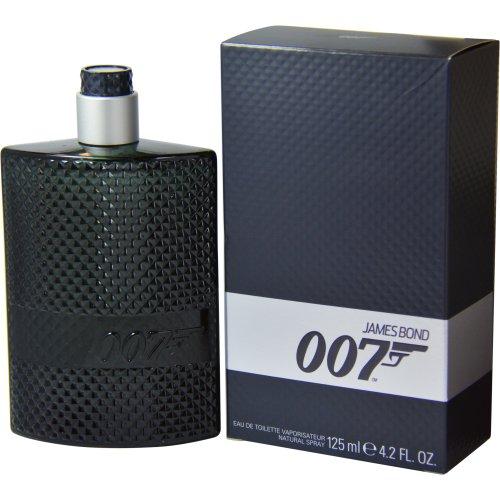 JAMES BOND 007 by EDT SPRAY 4.2 OZ