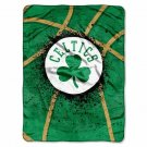 "Celtics OFFICIAL National Basketball Association, ""Shadow Play"" 60""x 80"" Raschel"