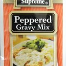 Sauce Supreme Peppered Gravy Mix Case Pack 24