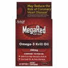 Omega-3 Krill Oil Softgel, 65 Count