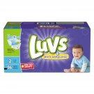 Diapers W/leakguard, Size 2: 12 To 18 Lbs, 96/carton