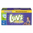 Diapers W/leakguard, Size 4: 22 To 37 Lbs, 100/carton