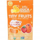Little Duck Organics - Tiny Fruits Strawberry And Mango ( 6 - .75 OZ)