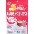 Little Duck Organics Freeze Dried Fruit and Yogurt - Tiny Yogurts - Organic - Ra