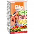 Bio Nutrition Coffee Keytone Mango Combo - 60 Ct