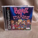 PlayStation 1 PS1 BRATZ Dress up, Get Down & Be A Bratz Superstar! - CD Sony ps Game