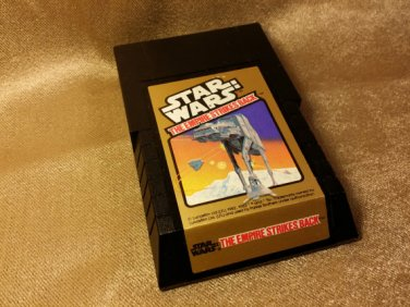 STAR WARS the Empire Strikes Back - Game Cartridge for Intellivision Matel 1983