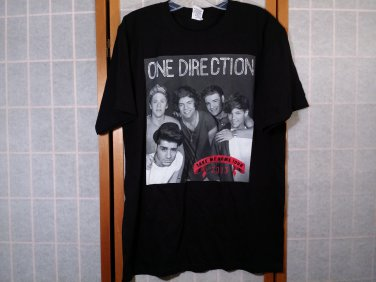 One Direction - Take Me Home Tour 2013 T-shrt