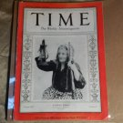 TIME Magazine, January 28, 1935 - Kathleen Norris - Wrapped and sealed!