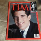 John Fitzgerald Kennedy Jr. Time July 26 1999 Commemorative Issue Magazine JFK