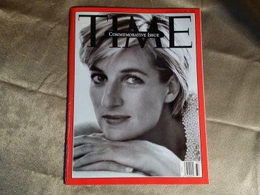 TIME MAGAZINE-September 15th 1997-Princess Diana Commemorative Issue