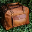 Duffel Travel Gym Sports Overnight Weekend Leather Bag. Yoga Bag