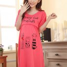 New Spring Summer Maternity Cloths Dress Sleepwear Nightgown for pregnant women