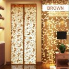 New 2015 Flock High-Grade Anti-Mosquito Door Yarn Curtain Butterfly Screen Door