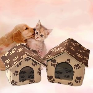 Hot Sale! New Kennel Mat Foldable and Washable Pet Dog and Cat House