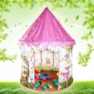 New TEEPEE Tent Garden Play House Baby Ball Tent Child Kids Indoor/Outdoor Gift