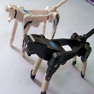 2PC'S 32GB USB2 Fashion Robot Transformers Ravage U Disk Memory Flash Drive Gift