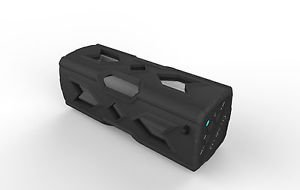 2015 Black Speaker 3D Surround Waterproof Bluetooth Wireless Outdoor Stereo Gift