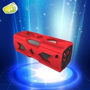 2015 Red Speaker 3D Surround Waterproof Bluetooth Wireless Outdoor Stereo Gift