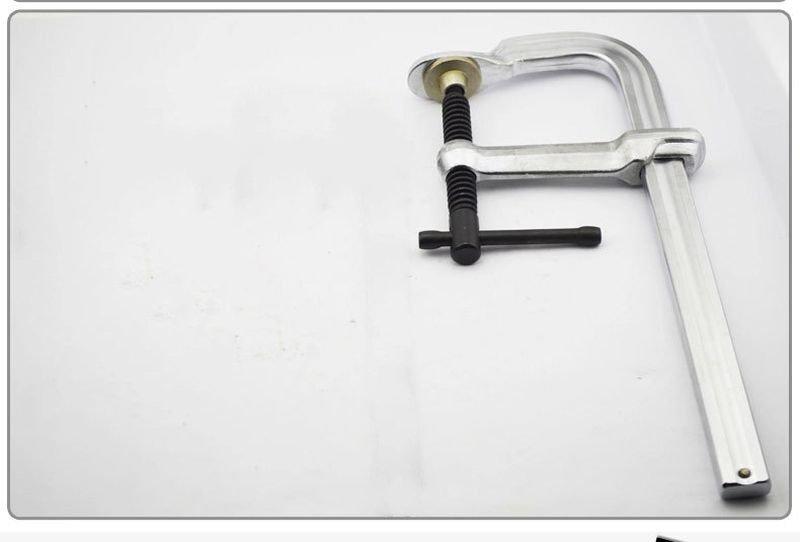 12x30CM F Folder G Clamp Woodworking Screw Steel Clamp Metal Handle Carpenter's Tools