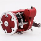 AC600-30D Fishing Reel Tape Counter Drum Baitcasting Fishing Reel Line Counter Saltwater Trolling