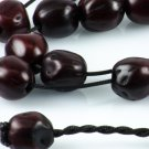 Cherry Nutmeg Seeds Greek Worry Beads Komboloi
