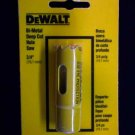 DW1823 DeWalt Bi-Metal Hole Saw
