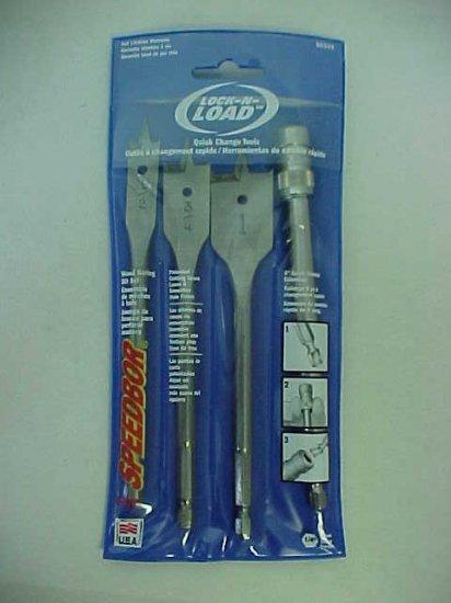 TL-20 Irwin Lock N Load 4 Pc. Set