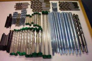 TL-206 Hanson  Joran 100pc. Carbide Drill Bit Assortment