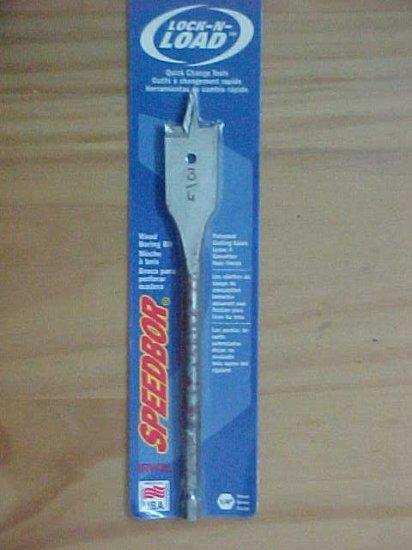 TL-22f Iriwn Lock N' Load  Spade Bit