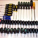 SD-50pc 50 Piece Name Brand Screwdriver Assortment