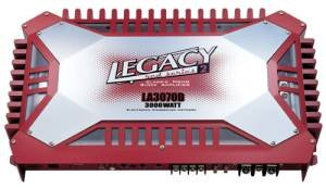 Cds-Legacy Mono Block Amplifier 2400 Watts Max-LA3070D