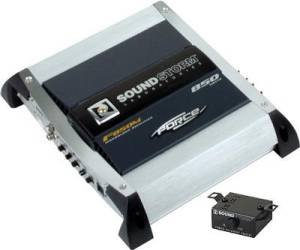 Cds-SoundStorm -FORCE Mono Block Amplifier 850 Watts Max-F850M