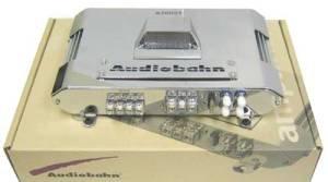 Cds-AudioBahn A2002T -InTake 2-Channel Amplifier 200 Watts RMS-A2002T