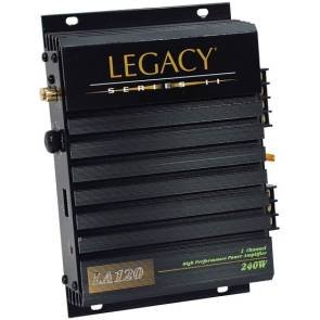 Cds-Legacy 240 Watt Max 2-Channel Amplifier-LA120
